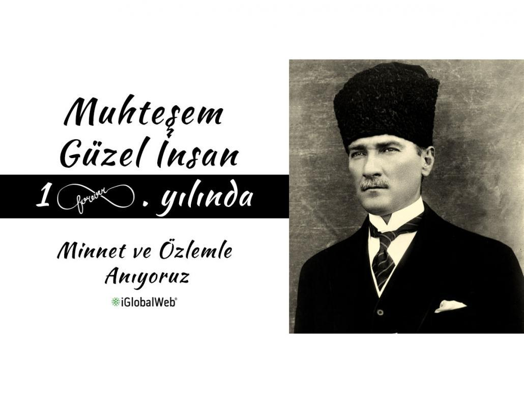 May 19 Commemoration of Atatürk, Youth and Sports Day 2019