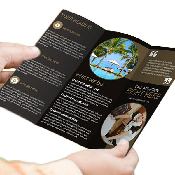 brochure business cards flyers