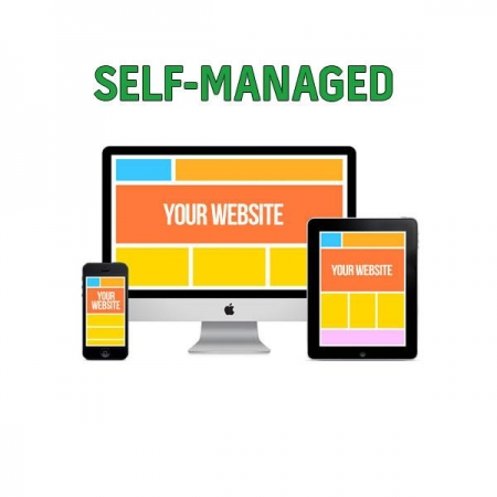 Website self managed package