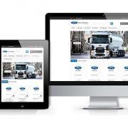 ford oner web design