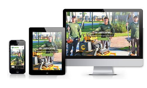 om web design