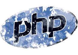 php powered web design