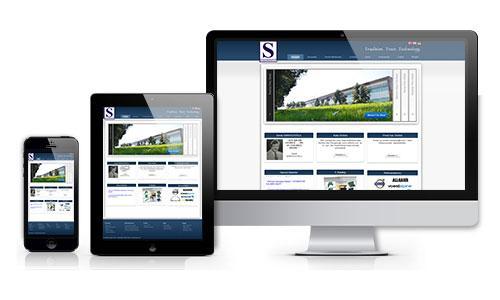 sarigozoglu web design
