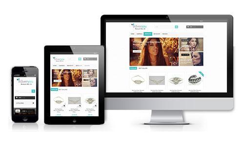 silver you web design