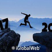 new year 2018 iglobalweb web design