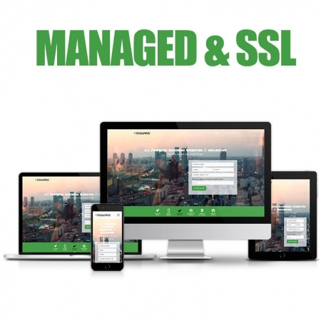 Managed & SSL Subscription 1 iGlobalWeb