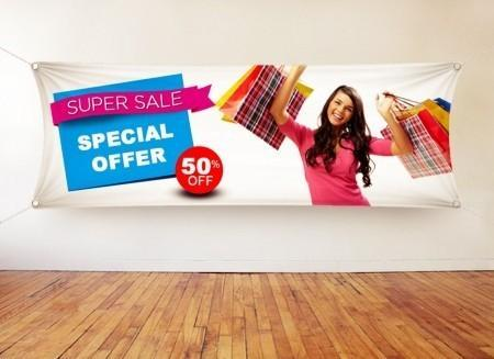 Vinyl Banners - Print Custom Vinyl Banners Outdoor or Indoor 1 iGlobalWeb