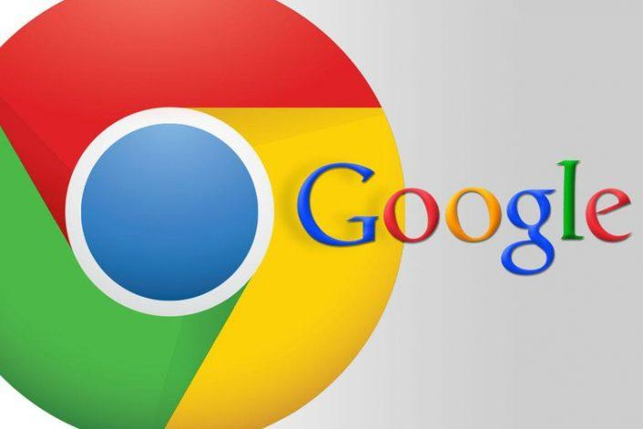 google chrome web design