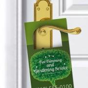Door Hangers Do Not Disturb Signs Grand Opening Promos