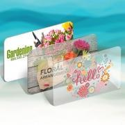 plastic card plastic business card plastic gift card